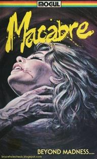 Macabre - Poster / Capa / Cartaz - Oficial 1