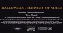 Halloween: Harvest Of Souls 1985 - Poster / Capa / Cartaz - Oficial 2