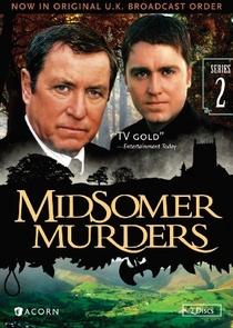 Midsomer Murders (2ª Temporada) - Poster / Capa / Cartaz - Oficial 1