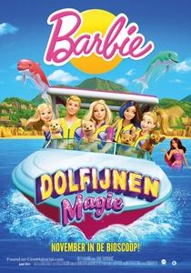 Barbie e os Golfinhos Mágicos - Poster / Capa / Cartaz - Oficial 3