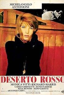 O Deserto Vermelho - Poster / Capa / Cartaz - Oficial 5
