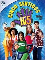 Hi-5: Cinco Sentidos - Poster / Capa / Cartaz - Oficial 1