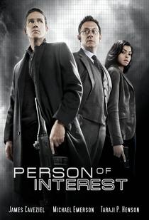 Pessoa de Interesse (1ª Temporada) - Poster / Capa / Cartaz - Oficial 2