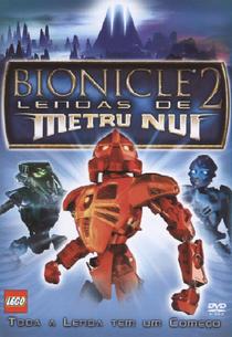 Bionicle 2 - As Lendas de Metru Nui - Poster / Capa / Cartaz - Oficial 1