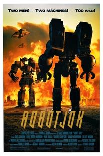 Robo Jox - Os Gladiadores Do Futuro - Poster / Capa / Cartaz - Oficial 1