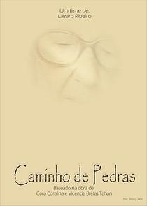 CAMINHO DE PEDRAS - Poster / Capa / Cartaz - Oficial 1