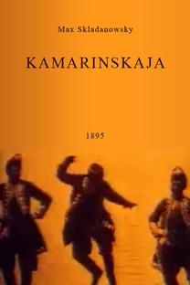 Trio Kamarinskaja - Poster / Capa / Cartaz - Oficial 1