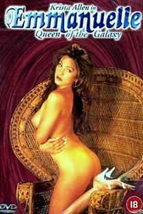 Emmanuelle: Rainha da Galáxia - Poster / Capa / Cartaz - Oficial 2