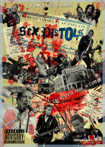 Sex Pistols - There'll Always Be an England - Poster / Capa / Cartaz - Oficial 1