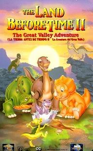 Em Busca do Vale Encantado II: A Grande Aventura Do Vale - Poster / Capa / Cartaz - Oficial 1