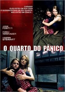 O Quarto do Pânico - Poster / Capa / Cartaz - Oficial 4