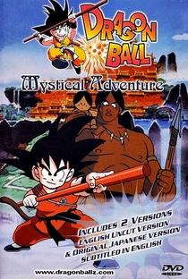 Dragon Ball 3: Uma Aventura Mística - Poster / Capa / Cartaz - Oficial 3