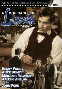 A Mocidade de Lincoln - Poster / Capa / Cartaz - Oficial 5