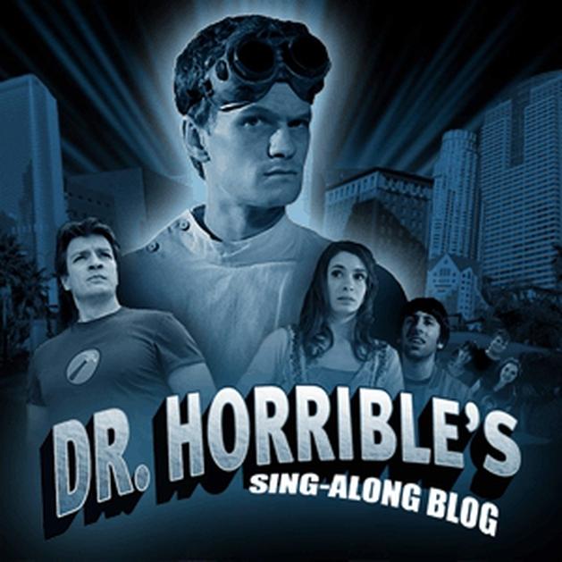 DR. HORRIBLE SING ALONG BLOG (legendado e resenha)