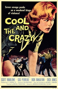 The Cool and the Crazy - Poster / Capa / Cartaz - Oficial 1