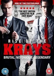 A Ascensão dos Krays - Poster / Capa / Cartaz - Oficial 3