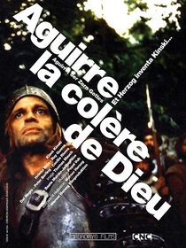Aguirre, a Cólera dos Deuses - Poster / Capa / Cartaz - Oficial 4
