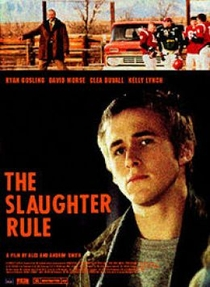 The Slaughter Rule - Poster / Capa / Cartaz - Oficial 1