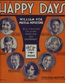 Dias Felizes - Poster / Capa / Cartaz - Oficial 1