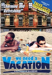 We Need a Vacation - Poster / Capa / Cartaz - Oficial 2