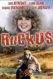 Ruckus - Poster / Capa / Cartaz - Oficial 2