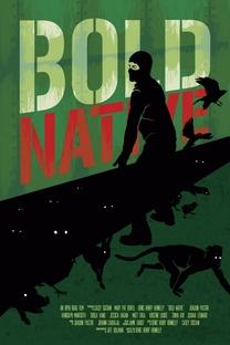Coragem Nativa - Poster / Capa / Cartaz - Oficial 1