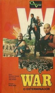 War - O Exterminador - Poster / Capa / Cartaz - Oficial 1