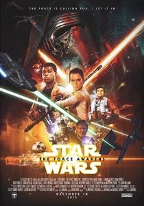 Star Wars: O Despertar da Força - Poster / Capa / Cartaz - Oficial 15