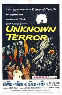 A Caverna do Terror - Poster / Capa / Cartaz - Oficial 1