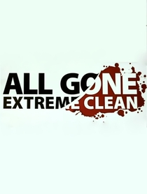 All Gone Extreme Clean - Poster / Capa / Cartaz - Oficial 1