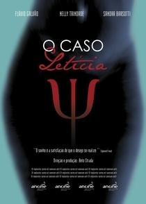 O Caso Letícia - Poster / Capa / Cartaz - Oficial 1