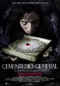 Cemitério Geral - Poster / Capa / Cartaz - Oficial 1
