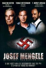Josef Mengele - Poster / Capa / Cartaz - Oficial 2