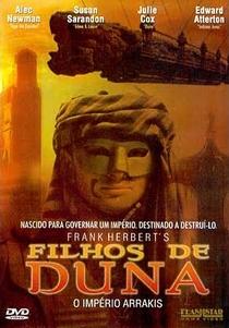 Filhos de Duna - Poster / Capa / Cartaz - Oficial 1
