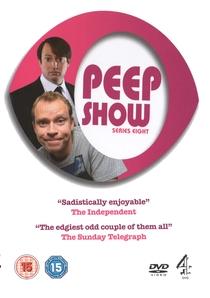 Peep Show (8ª Temporada) - Poster / Capa / Cartaz - Oficial 1