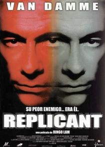 Replicante - Poster / Capa / Cartaz - Oficial 4