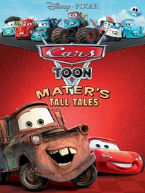 Cars Toon: As Grandes Histórias do Mate - Poster / Capa / Cartaz - Oficial 2