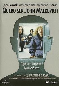 Quero Ser John Malkovich - Poster / Capa / Cartaz - Oficial 5
