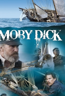 Moby Dick - Poster / Capa / Cartaz - Oficial 5