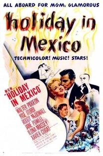 Romance no México - Poster / Capa / Cartaz - Oficial 1