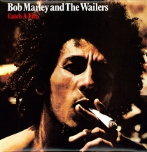 Bob Marley & The Wailers - Catch A Fire  - Poster / Capa / Cartaz - Oficial 1