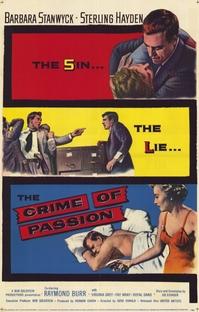 Da Ambição ao Crime - Poster / Capa / Cartaz - Oficial 1