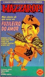 Fuzileiro do Amor - Poster / Capa / Cartaz - Oficial 1