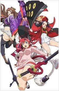 Hyakka Ryouran: Samurai Girls Specials - Poster / Capa / Cartaz - Oficial 1
