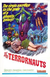 The Terrornauts  - Poster / Capa / Cartaz - Oficial 1