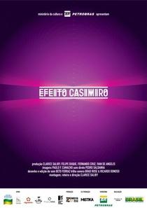 Efeito Casimiro - Poster / Capa / Cartaz - Oficial 1