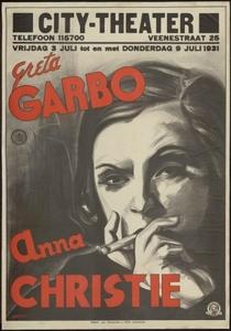 Anna Christie - Poster / Capa / Cartaz - Oficial 2