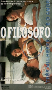 O Filósofo - Três Mulheres e o Amor - Poster / Capa / Cartaz - Oficial 1