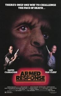 Resposta Armada - Poster / Capa / Cartaz - Oficial 1