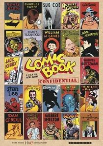 Comic Book Confidential - Poster / Capa / Cartaz - Oficial 1